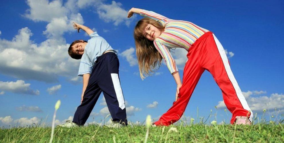 Važnost kretanja kod djece_