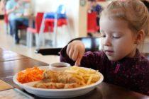 Prehrane djece vrtićke dobi
